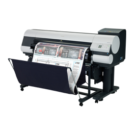 Canon Large Format CAD Plotters & Printers
