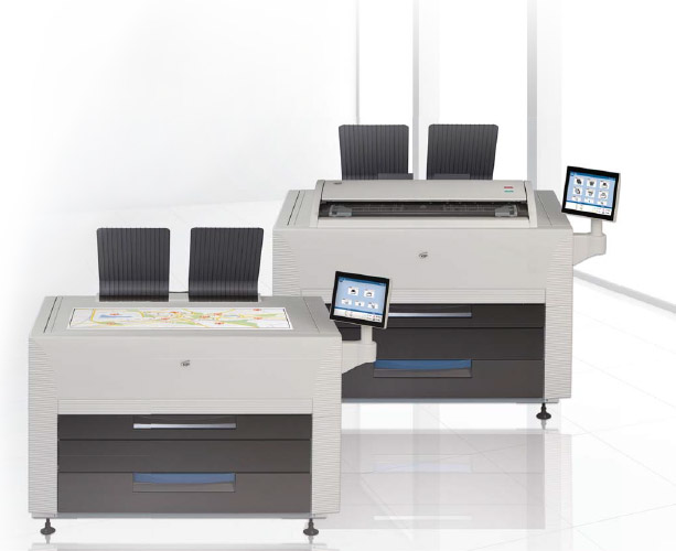 KIP mfp 800 series