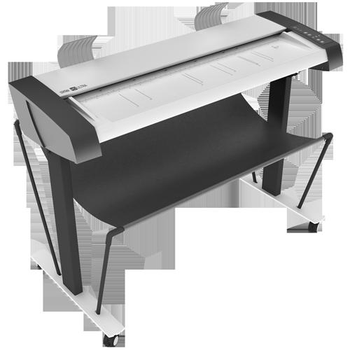 contex scanners range