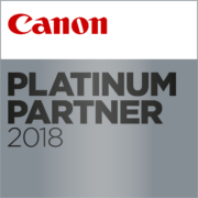 Condor Office Solutions are Canon Platinum Partners