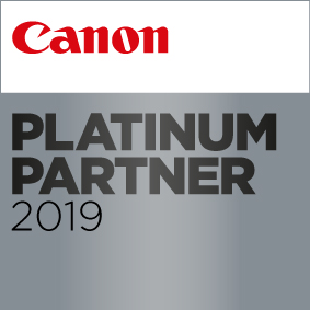 Canon Platinum Partner